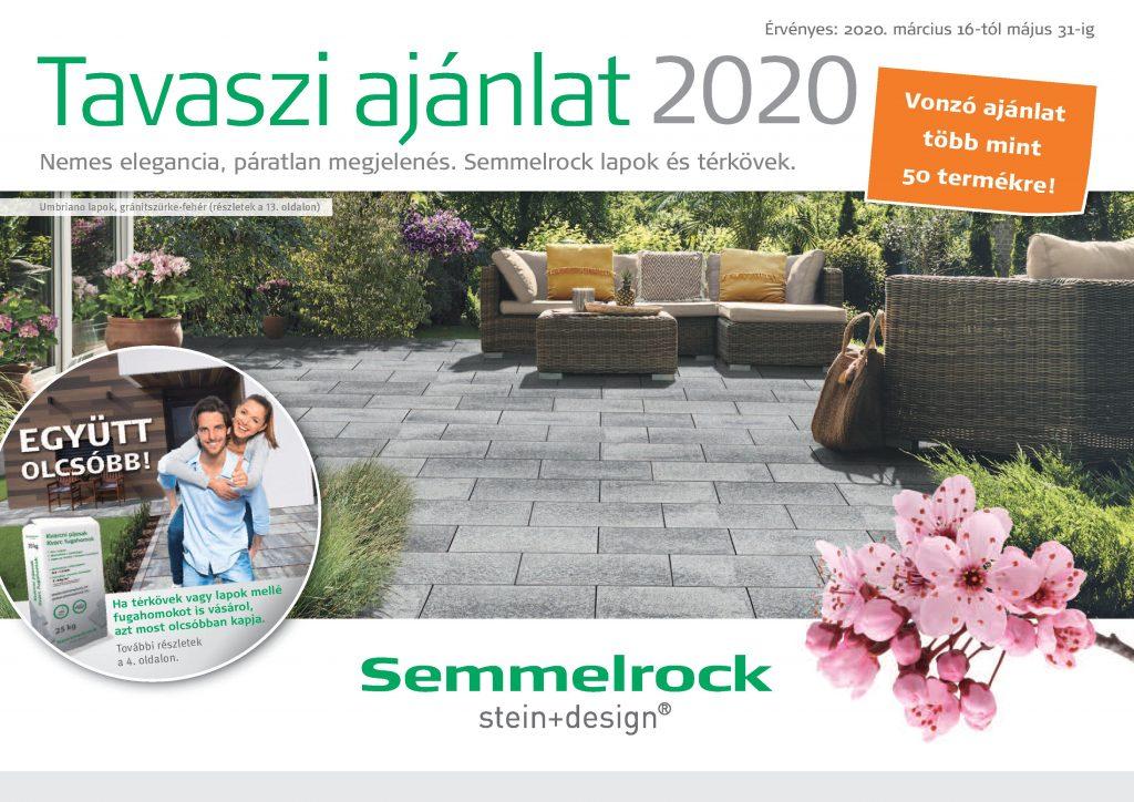 Semmelrock 2020 akció